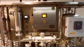 Tratamiento de aguas residuales industriales - Investigación y diseño (I+D+i)