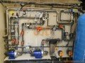 Tratamiento aguas residuales con fungicidas - Bioreactor de membrana