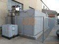 Depuración de aguas residuales - almacenes de naranjas