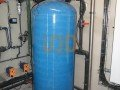 Depuración aguas residuales de almacen postcosecha - Filtro de carbón activo