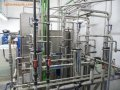 Cosméticos - Tratamiento de aguas de proceso - Agua ultrapura