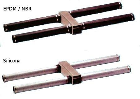 Difusor tubular de membrana