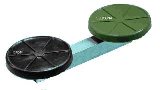 Disco difusor de membrana