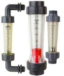 Flujometros o rotámetros