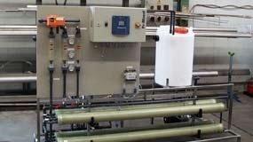 Ósmosis inversa de agua potable