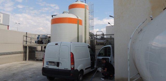 Mantenimiento de depuradoras de aguas residuales y sistemas de tratamiento de aguas industriales