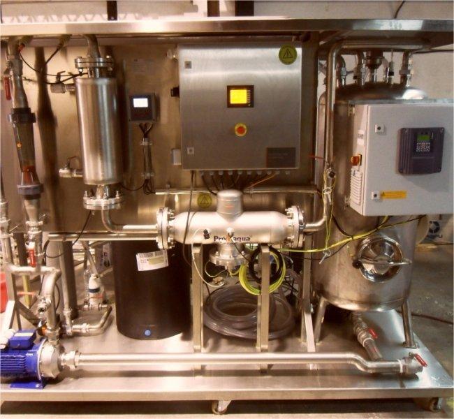 Ozono en la eliminación del imazalil