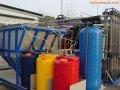 Depuradora compacta prefabricada de aguas residuales