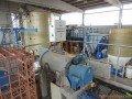 Físico - químico y centrifugadora de una depuradora