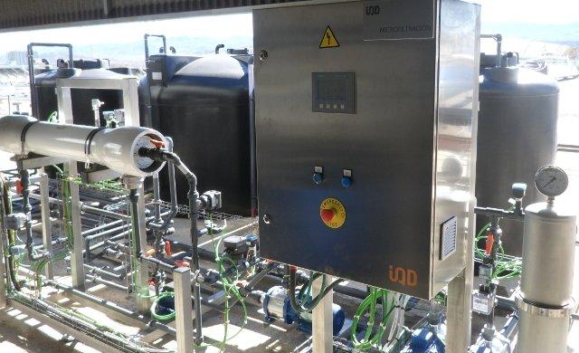 Prototipos y plantas piloto para la investigación en el campo de las aguas