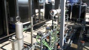 Plantas piloto - Tecnologías de Membrana - Microfiltración - Ultrafiltración - Nanofiltración - Ósmosis inversa - Ósmosis directa