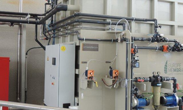 Bioreactor de membranas de fibra hueca